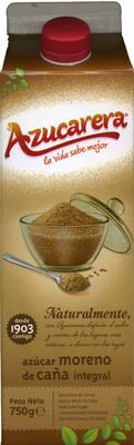 Azúcar moreno de caña integral - Producto