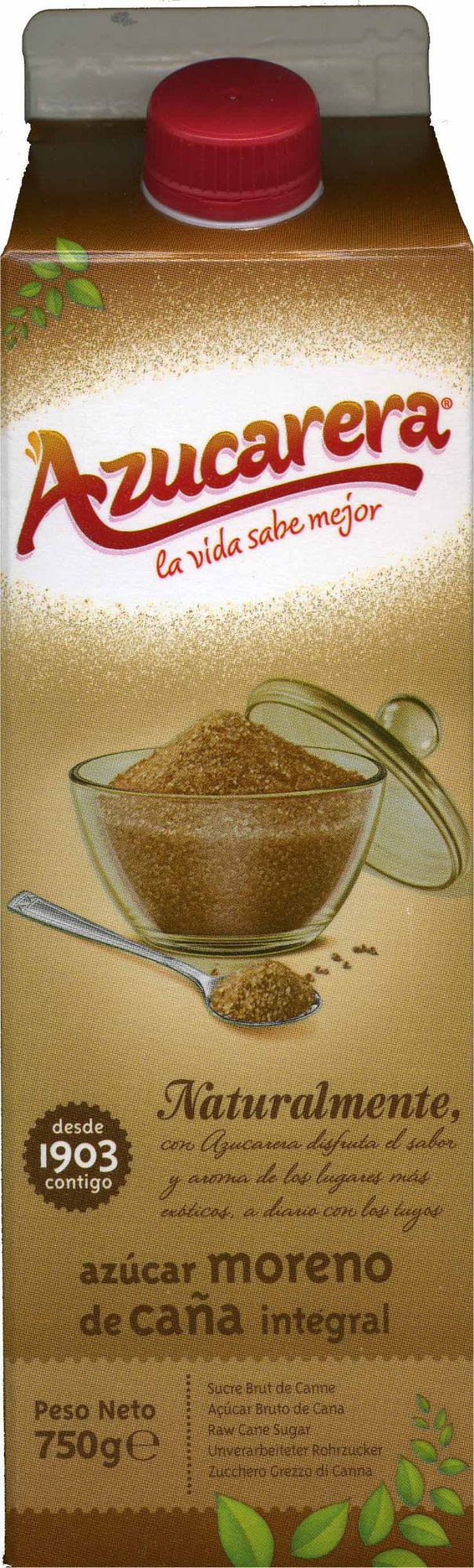 Azúcar moreno de caña integral - Producto - es