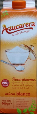 Azúcar blanco envase 800 g - Producto