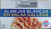 Almejas Blancas En Salsa Gallega - Produit