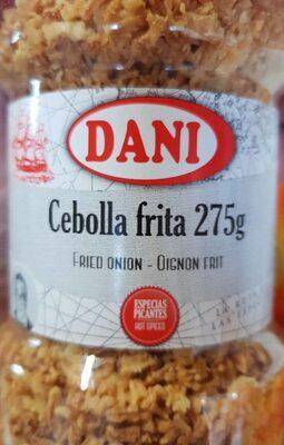 Cebolla frita - Producte