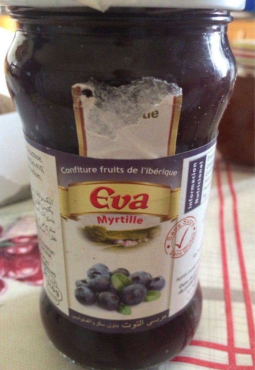 Confiture Myrtille - Product - fr