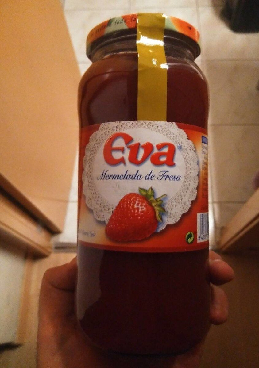 Eva Mermelada Fresa - Producto - es
