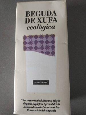 Horchata Sin Azucar 1L Bio - Terra I Chufa