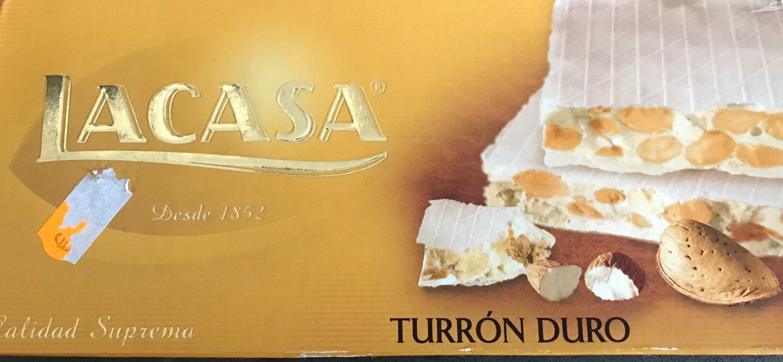 Turron Duro Lacasa - Product