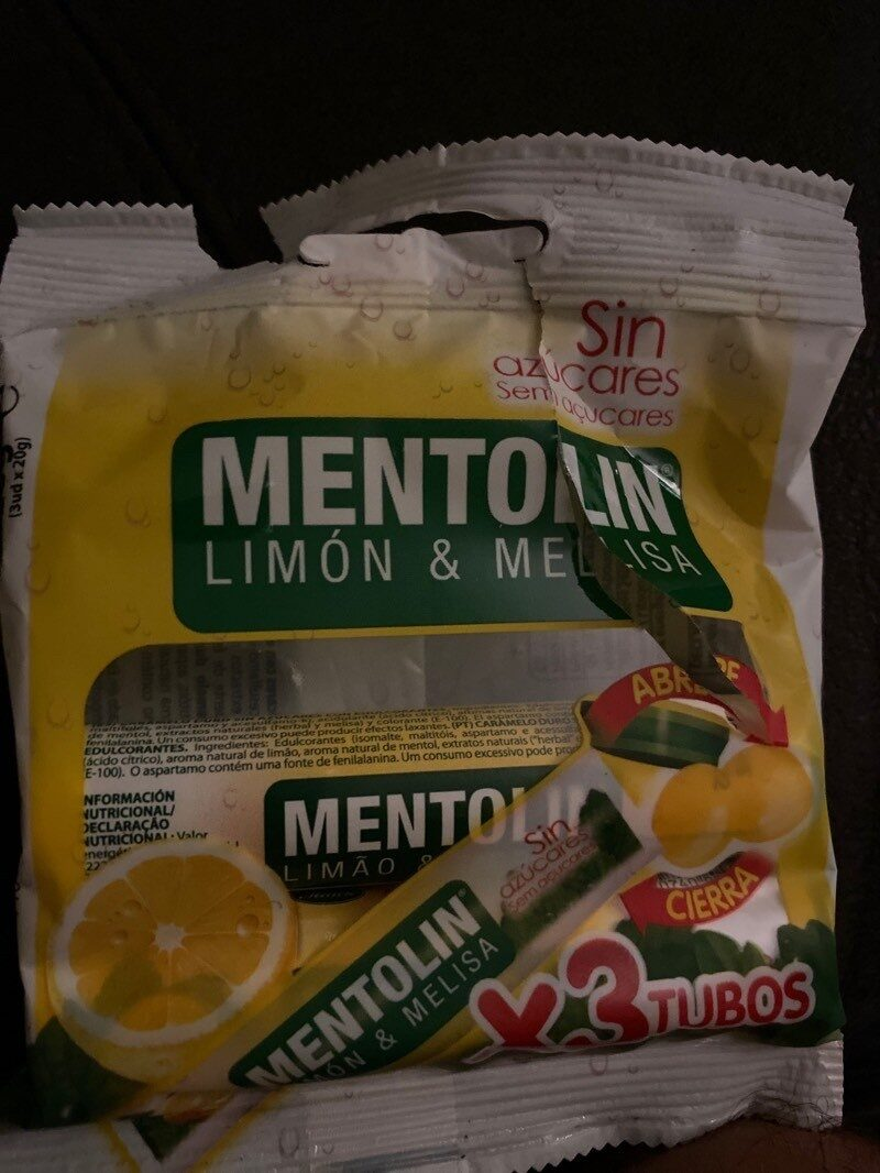 Limón & melisa - Product