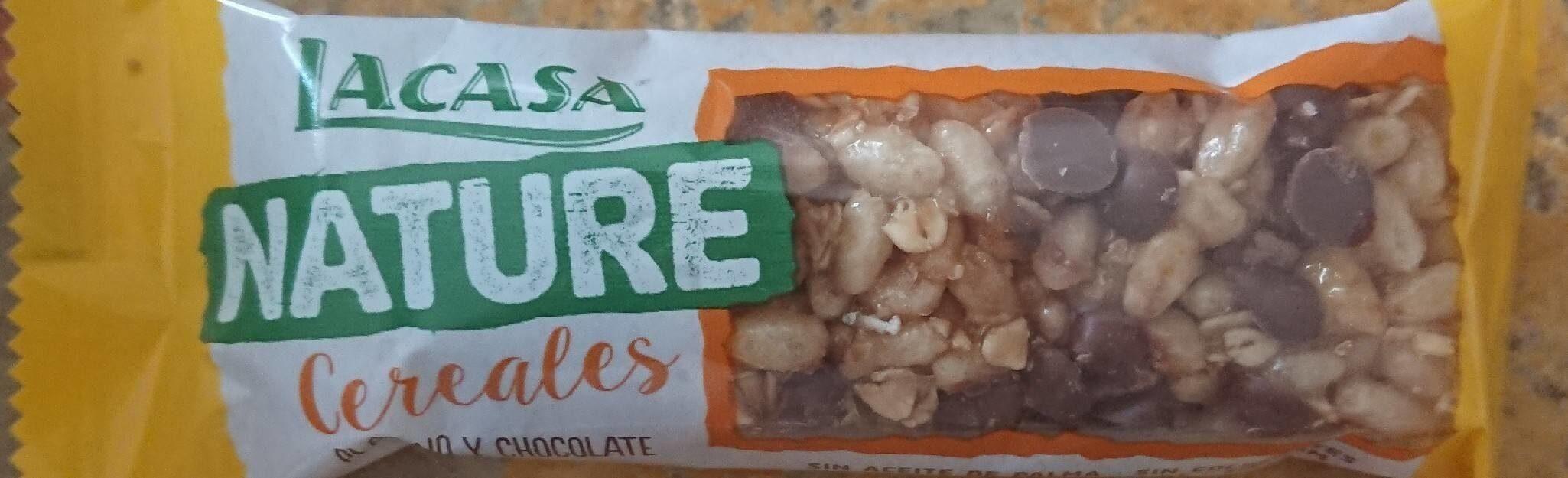 Barre de céréales au chocolat - Producte - es