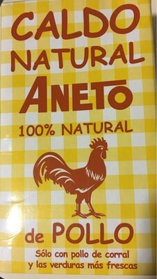 Caldo natural Aneto