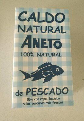 Caldo de pescado - Producte - es