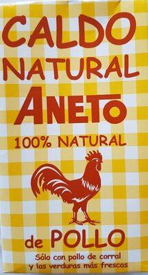 Caldo natural Aneto Pollo Brick