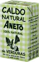 Caldo de verduras 100% natural - Producto - es