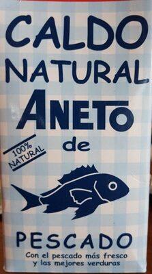 Caldo Natural Aneto de Pescado - Product