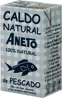 Caldo Natural Aneto de Pescado - Product - es
