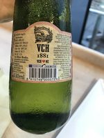 Vichy catalan 1881 - Producte