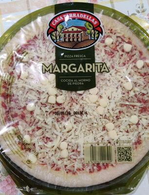 Pizza margarita - Product - es