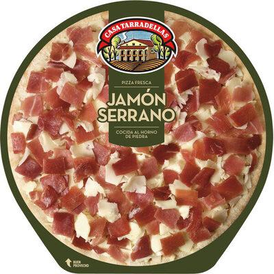 Pizza de jamón serrano - Product - es