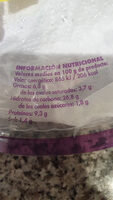 Pizza Fresca Jamón y Queso sin gluten, sin Lactosa - Información nutricional - es