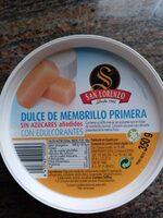 Dulce de membrillo primera - Product - es