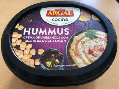 Hummus - Producte