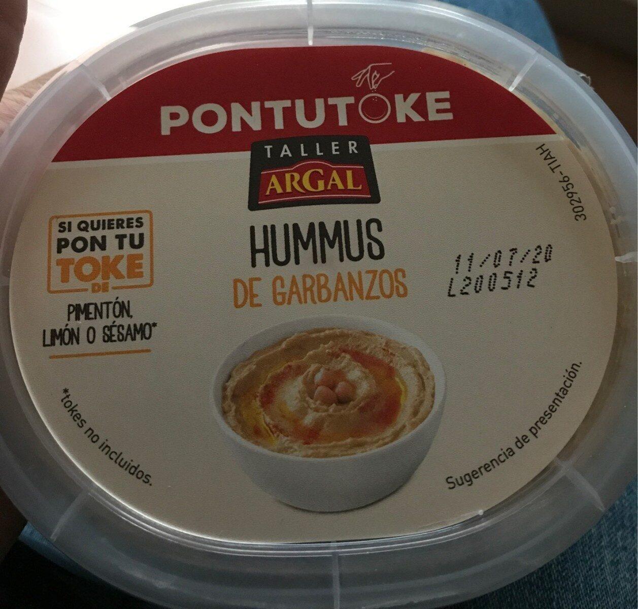 Hummus Pontutoke 220G - Producte - es
