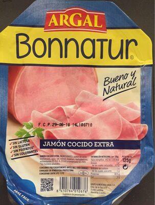 Jamón cocido extra - Producto