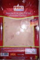 Jamón cocido extra - Product - es