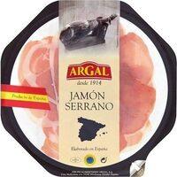 Jamón Serrano - Produit - fr