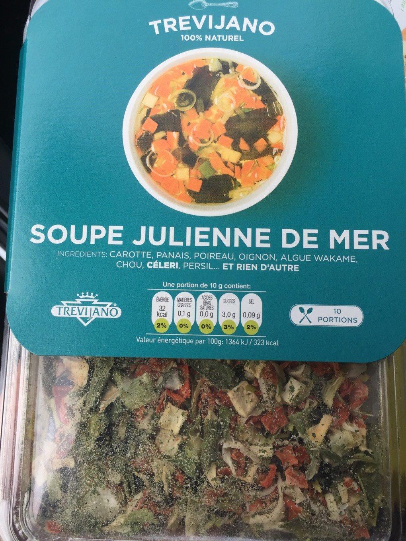 Sopa Juliana De Mar Trevijano Bdja. - Información nutricional - fr