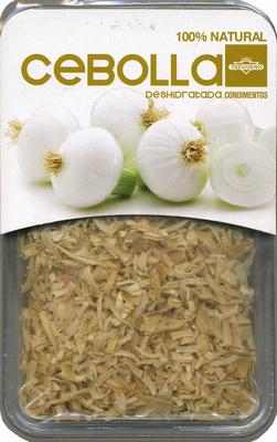 Cebolla deshidratada - Producte