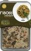 Trevijano, mushroom risotto - Product