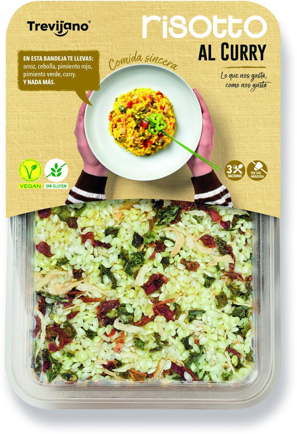 Risotto al curry - Producto - es