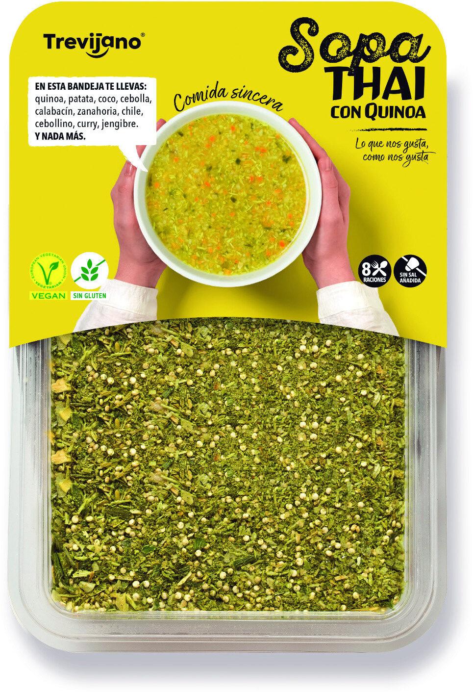 Sopa Thai - Producte