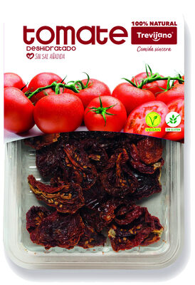 Tomate Deshidratado - Trevijano - 70 G - Producto - es