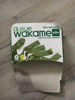 Alga Wakame Deshidratada - Información nutricional