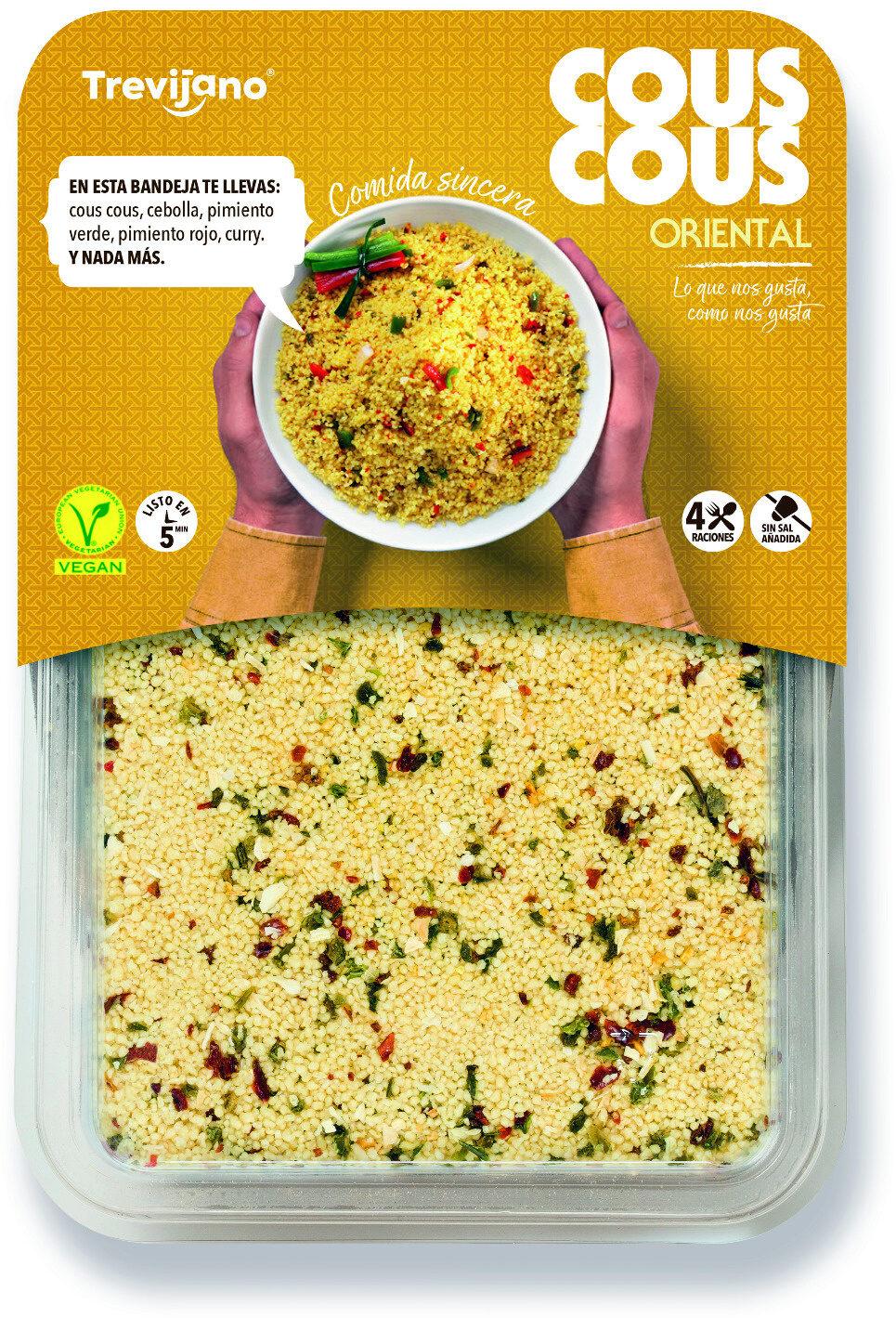 Orientalischer Couscous - 4 Portionen - Producto - es