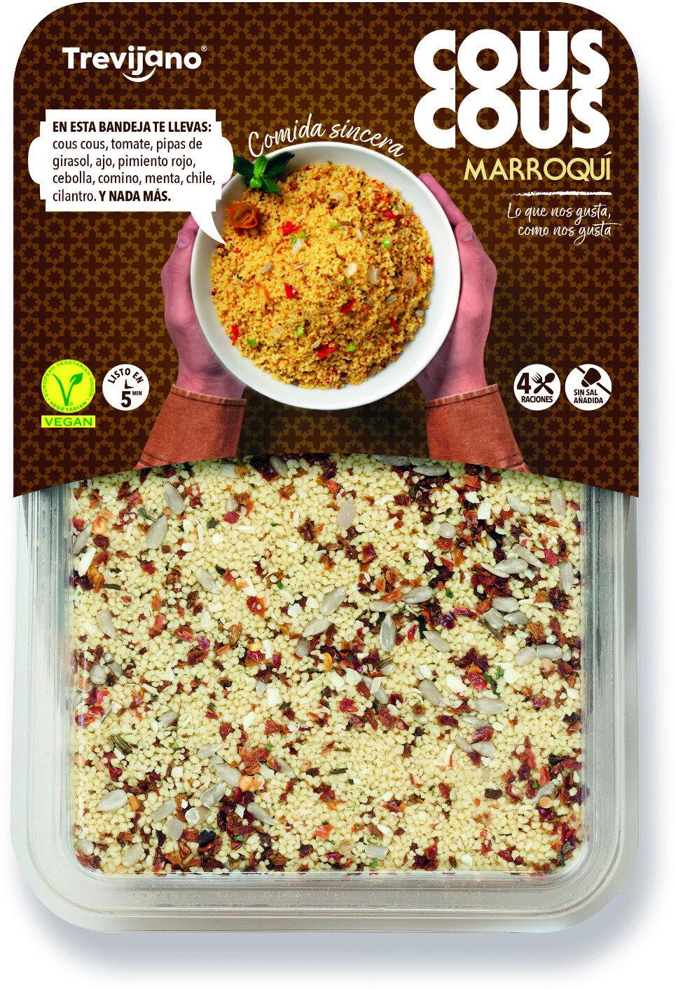 Cous Cous Marroquí - Product