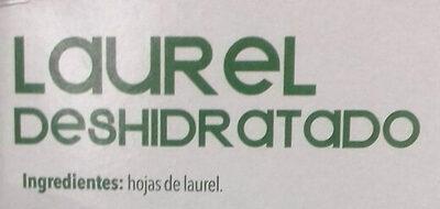 Laurel - Ingredientes - es