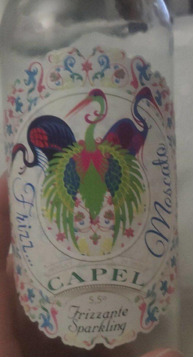 Vino blanco moscato frizzante - Product