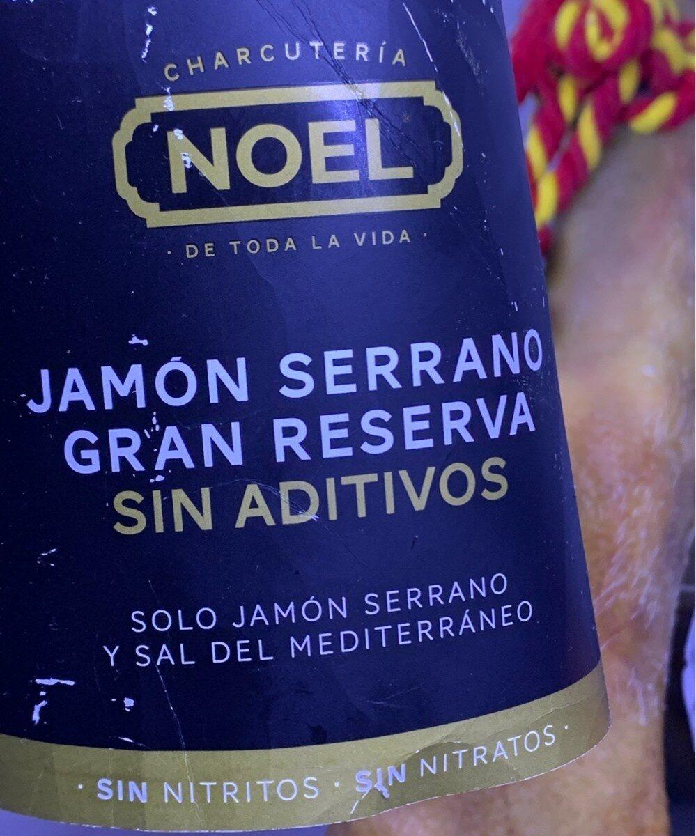 Jamon Serrano Gran Reserva SIN ADITIVOS - Producto - es