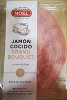 Grand bouquet jamon cocido extra - Producto - es