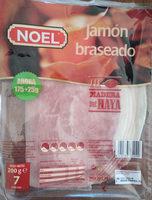 jamón braseado - Producto