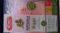 Mortadela veggie con aceitunas - Product