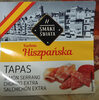 Szynka Serrano, Tapas - Product
