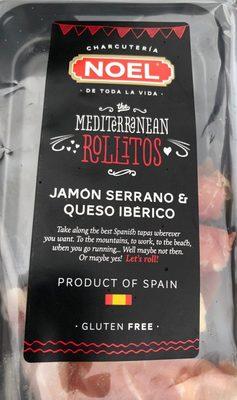 Mediterranean Rollitos - Produit