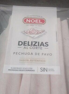 pechuga pavo - Producto - es