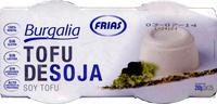 "Tofu ""Burgalia"" ""Frías"" - Producto"
