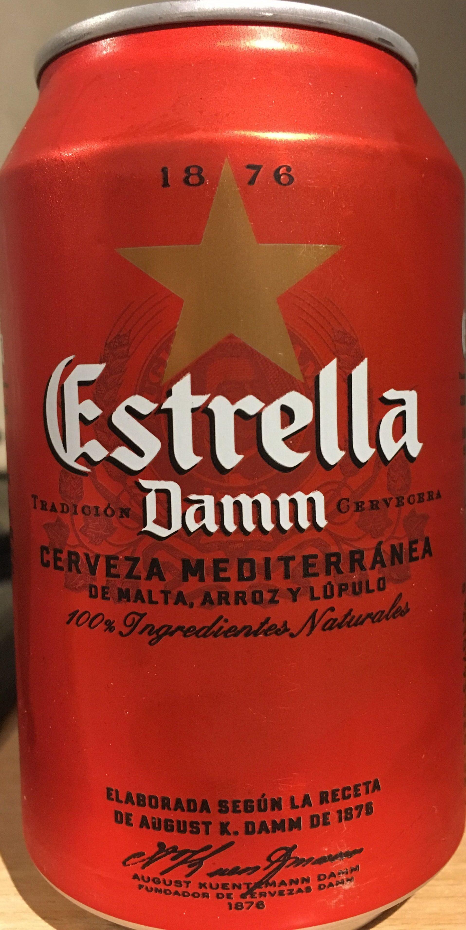 Estrella Dorada Beer - Producto - es