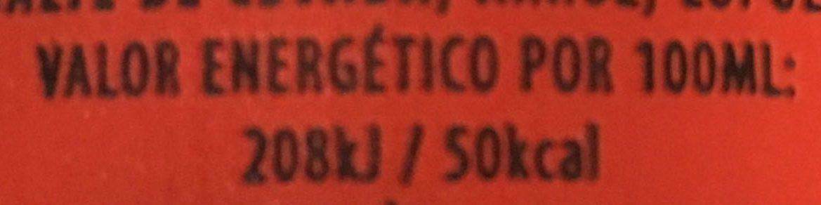 Estrella Dorada Beer - Información nutricional - es