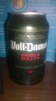 Voll-damm Beer - Doble Malta / Valencia 32TH America's Cup - Producte