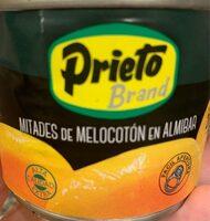 Melocoton en almibar - Produit - es